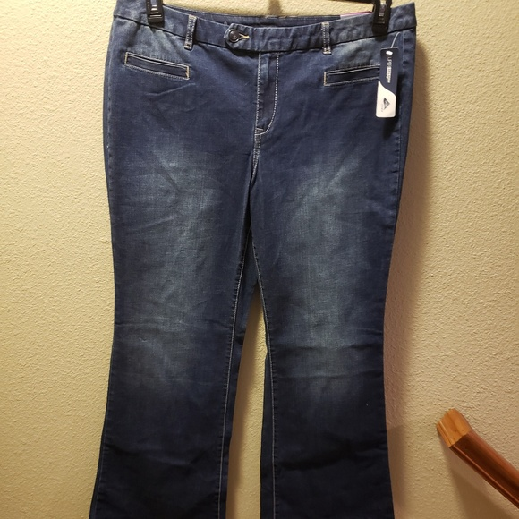 b96f8308bed New Lane Bryant flare jeans